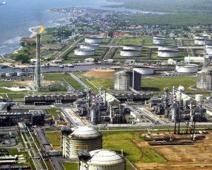 oil installations