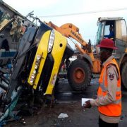 Lagos-Ibadan Expressway Accident Claims  9 Lives