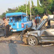 22 Burnt to Death In Auto Crash