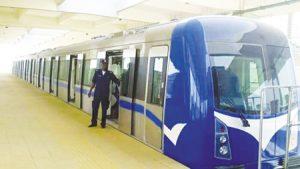 Abuja-Train
