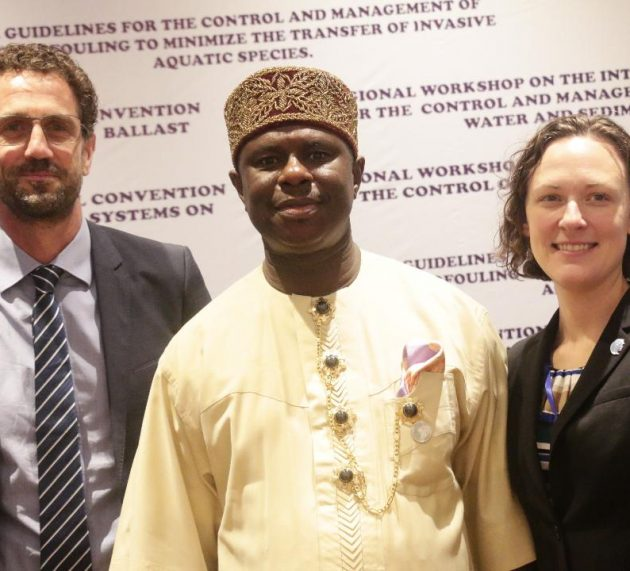 Nigeria Is Committed to Effective Ballast Water Management- NIMASA DG