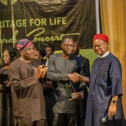 SIFAX GEVC,  Dr Afolabi Receives Heritage for Life Foundation Award