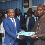 New DG, Dr Jamoh Says Management Will Take NIMASA, Maritime to Greater Heights