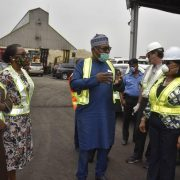 Nigerian Shippers' Council Visits ENL Consortium  in Apapa Port