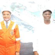 NIMASA Donates Palliatives to Seafarers, Set to Improve Their Remuneration, Others