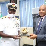 Maritime Security: NIMASA , Navy Set to Harmonise Training Procedures