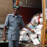 Customs FOU Zone A, Seizes Contrabands, Raises Debit Notes Worth N17 bn