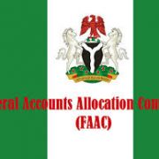 FG Gets N272.905 bn  from  ₦682.060bn  FAAC  Revenue