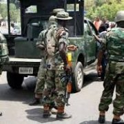 Army Admits Enforcing  Curfew, Denies Shooting at ENDSARS Protesters