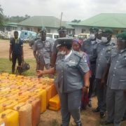 Oyo/ Oshun Customs Achieves 33.3% Rise In Revenue , Seizes N636m Worth of Goods