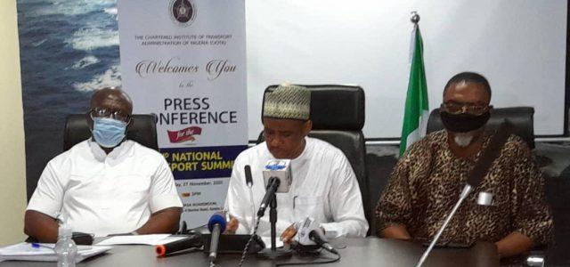 CIoTA Holds Summit on Sustainable Transport Infrastructure in Abuja, Dec 1