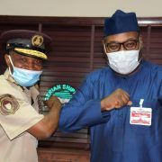 Shippers' Council (NSC)  Hosts Lagos Command Immigration, Met with MWUN