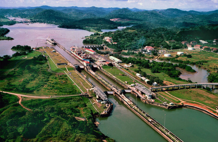 Panama Canal Cut 13 million tons of CO2 in 2020