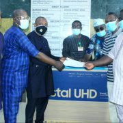 Burnt Headqtrs: NPA Receives Barge Operators of Nigeria