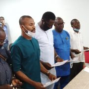 Mustapha- Led ANLCA BOT Holds Bye Elections into MMIA Chapter's Exco