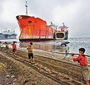 NGO Ship breaking: Beaching of Ships Claims More  Lives