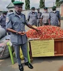 Seizure of 5,200 Live Catridges :Customs FOU,Owerri Adopts Fresh Strategies