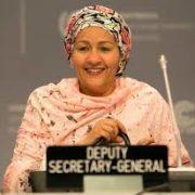 FG Names Idu Rail Station after UN Dep. Sec. Gen. , Mohammed