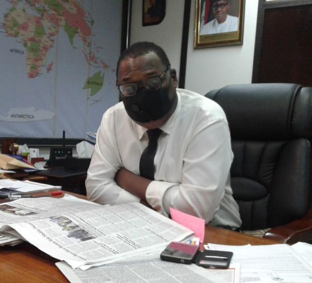 Nigerian Ports Learnt Many Lessons from Outbreak of COVID- 19 – Shippers' Council CEO