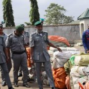Customs FOU, Zone C Intercepts N869m Worth of Drugs, Rice, other Contraband