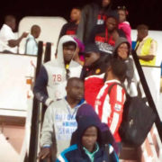 180 Nigerians Stranded In Libya Arrive Lagos