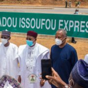 Criticisms Greet Buhari's Naming  of Abuja Road after Nigerien  President