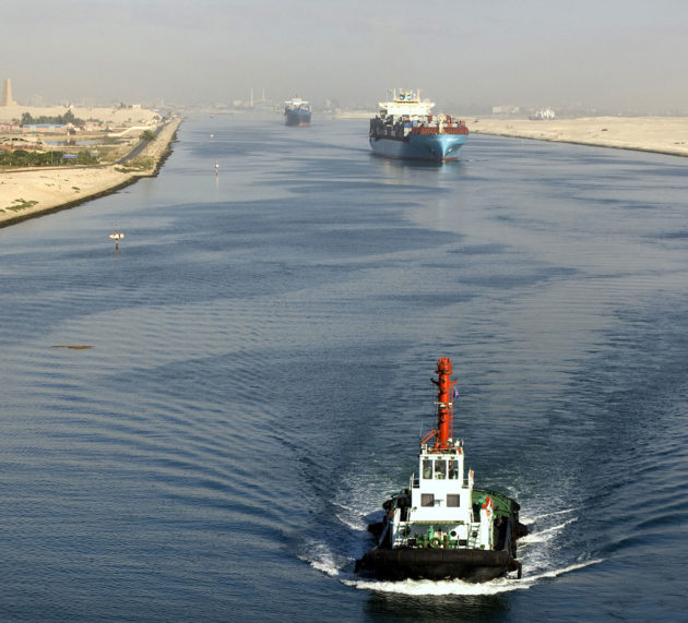 Egypt Claims over $1bn in compensation for Suez Canal Blockage