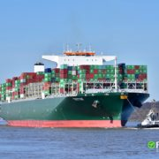 Turnaround In  Container Shipping as 45 Large Ships were Ordered In March