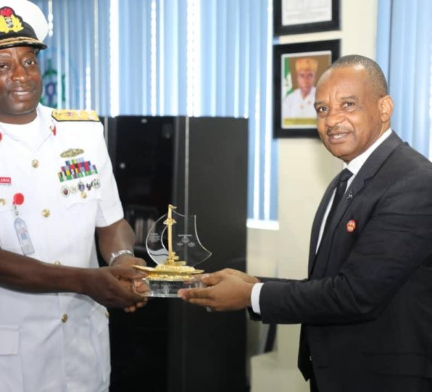 NIMASA to Accredit Professional Courses for Navy , Facilitates STCW Status