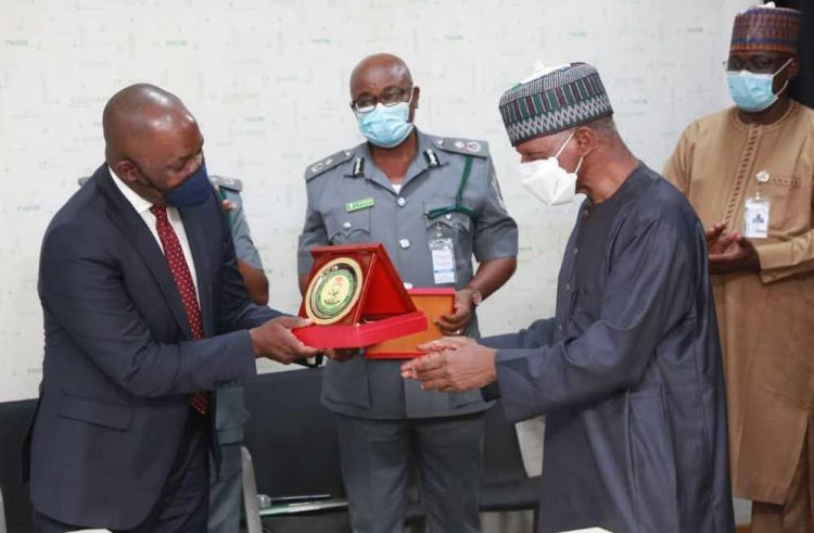 Customs , NCC Wage War on  Pirated Copyright Works Importation