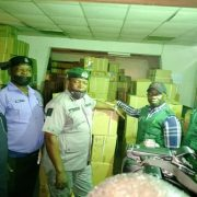 Customs Hands over  N80m Worth  of Seized  80, 882 Pirated Books  to NCC