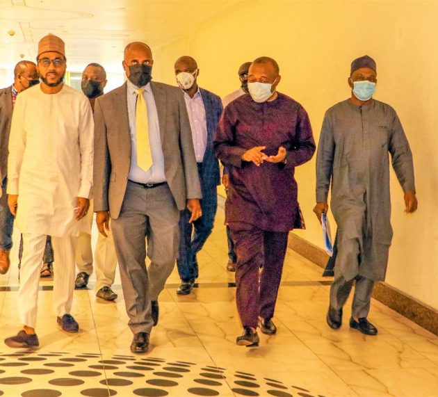 Transportation Minister Meets with Maritime Stakeholders