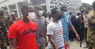 10 Pirates Bag  48 Years  Imprinsonment, N10m Fine In Nigeria