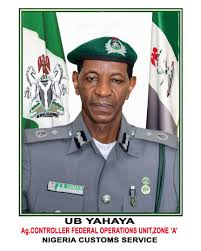 DC Yahaya Condemns Injury on 3 Customs Officers, 1 Soldier by Smugglers