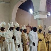Encomiums from Gov Fayemi, others, as Archbishop Job Marks 50 Years as Bishop