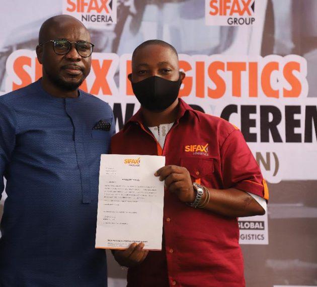 SIFAX Logistics Rewards 19 Truck Drivers, Technicians