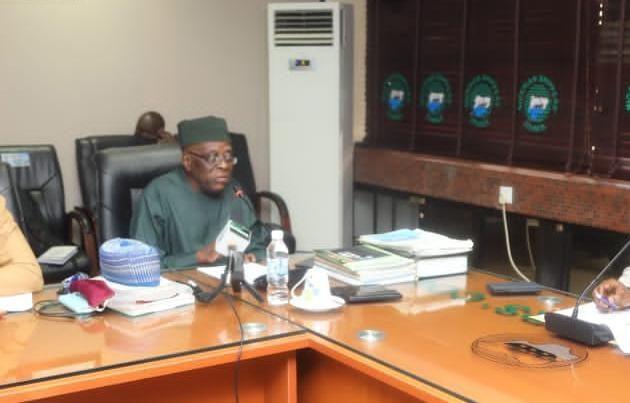 PHOTO NEWS: Shippers' Council ES/CEO Hosts Nigerian Ports Consultative Council